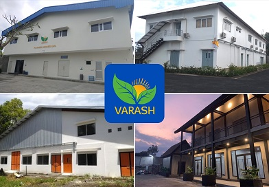 Company Profile Varash Group