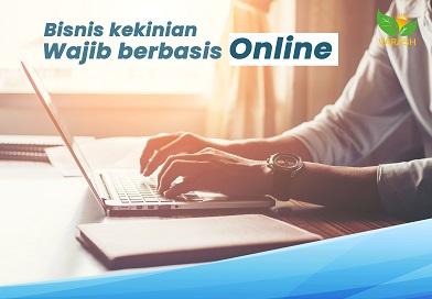 Bisnis Kekinian Berbasis Online