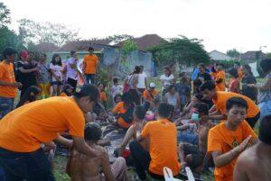 Bergerak Membantu Korban Gempa Lombok